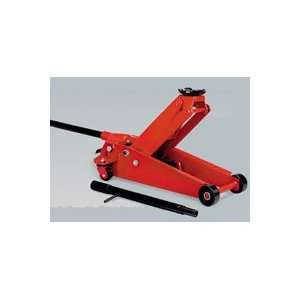 Larin HNY 6000 3 Ton Floor Jack w/Foot Pump Automotive