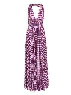 Silk jersey maxi dress  Issa
