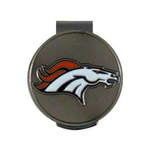 Denver Broncos NFL Hat Clip and Ball Marker