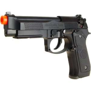 Gas Blowback ABS Semi Full Auto with Gun Case metal Pistol airsoft