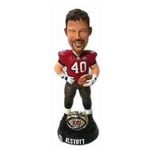 37 Ring Forever Collectibles Bobblehead