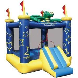 Draco The Magic Dragons Enchanted Castle Bounce House  Toys & Games