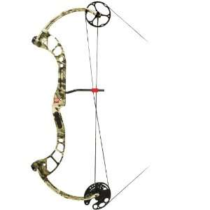 PSE Chaos One Compound Bow Mossy Oak Break   Up Infinity / Left Hand