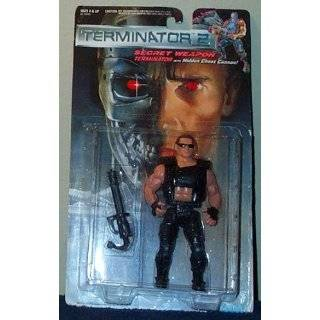: Terminator 2 Heavy Metal Cycle   Fires Hyper Missile!: Toys & Games