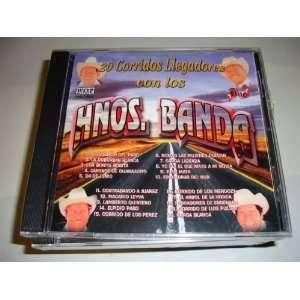 Corridos Llegadores LOS HERMANOS BANDA 20 CORRIDOS LLEGADORES Music