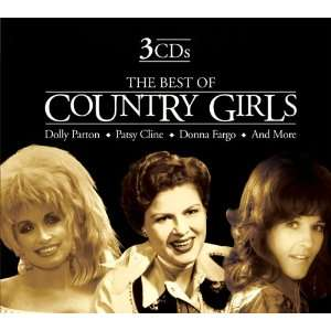 The Best of Country Girls Various Artists Music