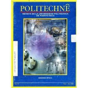 Politechne Revista De La Universidad Politecnica De Puerto Rico High