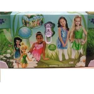 Disney Fairies Pixie Petal Pals Dress up Trunk: Toys