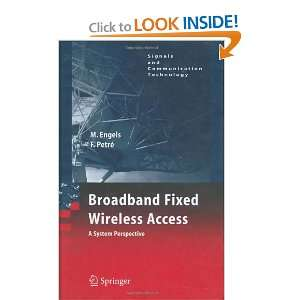 Broadband Fixed Wireless Access A System Perspective