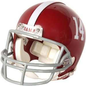 NCAA Riddell Alabama Crimson Tide Mini Helmet