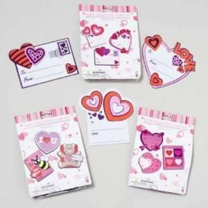 Valentine Foam Craft Kit Case Pack 48