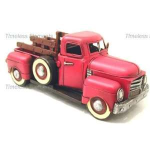 Large 1950 1st Series Gmc Pickup Truck Model