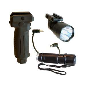 Intensified Power Grip/Handheld LED Light System