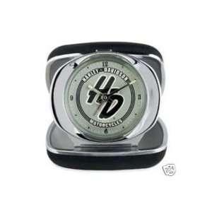 Harley Davidson Fold Up Travel Alarm Clock