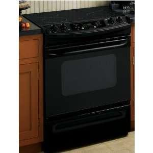 Electric Range, Dual Element, Ribbon Heating Ele  White Appliances