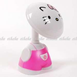 Hello Kitty Home Lighting Desktop LED Lamp Pink