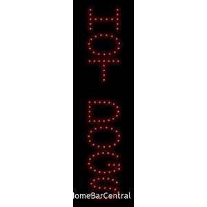 Hot Dogs LED Sign   22243