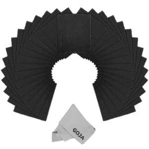 Fine Goja Microfiber Cleaning Cloths for LCD Screens, DSLR Camera