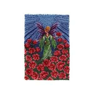 Flower Fairy Latch Hook Kit