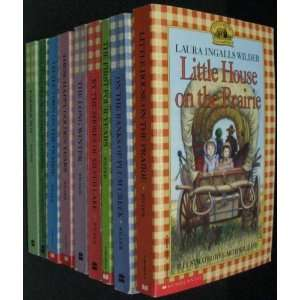 Little House on the Prairie Boxed Set (9780590206327