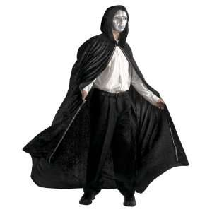 Masquerade Ball Cape with Mask Adult Costume (Standard