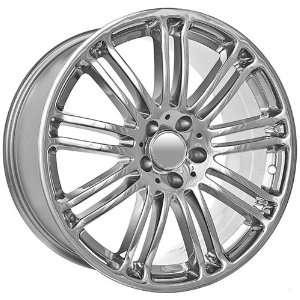 18 Inch Mercedes Benz Wheels Rims Chrome (set of 4
