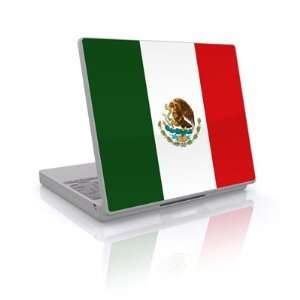 Laptop Skin (High Gloss Finish)   Mexican Flag Electronics