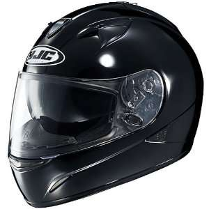 IS 16 Street Racing Motorcycle Helmet   Black / Small Automotive