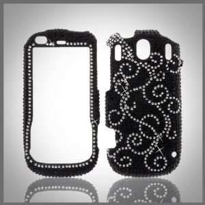crystal bling case cover for Palm Pixi Plus Cell Phones & Accessories