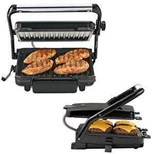 NEW Hamilton Beach Contact Grill (Kitchen & Housewares