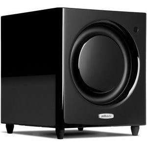 Polk Audio DSW MicroPRO 3000 Subwoofer Speaker (Single, Black)