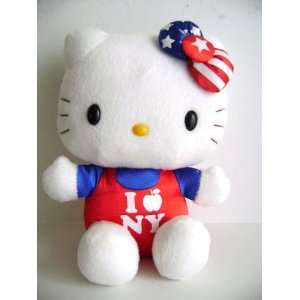 Sanrio Hello Kitty Plush Doll   Huggable stuffed Toy
