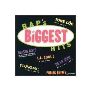 Raps Biggest Hits Various Artists Music