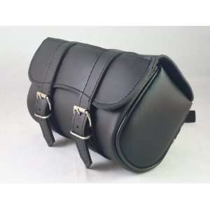 Black Leather Motorcycle Tool Bag   Frontiercycle (Free U