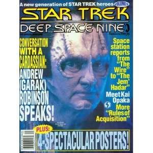 Star Trek Deep Space Nine Magazine Vol 9 Books