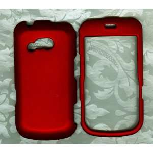 Red LG 900g straight talk phone cover case Cell Phones & Accessories