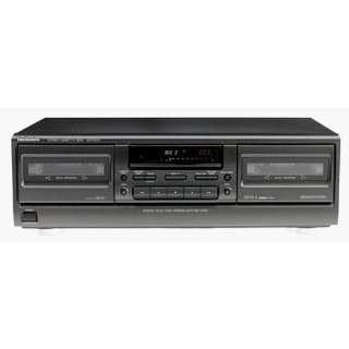 Technics RS TR272 Dual Cassette Deck Electronics