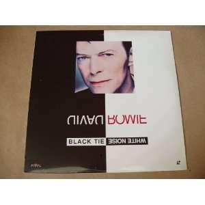 David Bowie Black Tie White Noise LASERDISC Everything