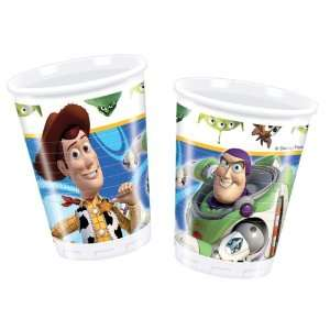 Amscan International Toy Story 3(Tm) Plastic Cups (Pack Of 10)