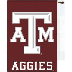 Large House Flag Banner Texas A&M University Aggies