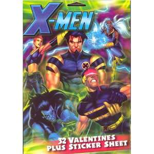 X men Valentines Day Cards Toys & Games
