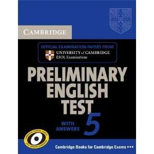com Cambridge Preliminary English Test 5 Students Book with answers