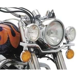 Cobra Steel Light bar/Spotlight Kit For Yamaha XVS650A V Star Classic