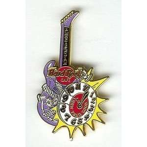 Hard Rock Cafe Pin #17134, 2003 Amsterdam New Years Everything Else