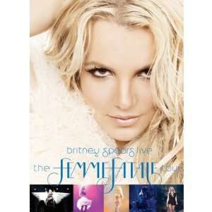 Britney Spears Live The Femme Fatale Tour [Deluxe Edition DVD + Bonus
