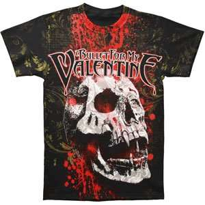 Bullet For My Valentine   T shirts   Band Clothing