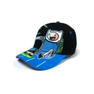 Youth Baseball Cap   Adventure Time   Finn Everything