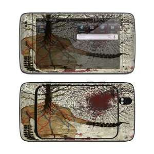 Dell Streak 5 Decal Skin Sticker   The Natural Woman