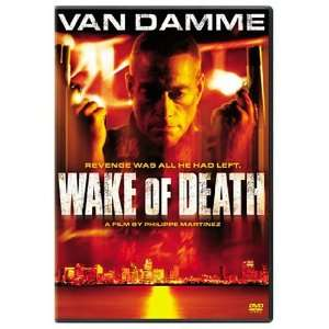 Wake of Death: Jean Claude Van Damme, Simon Yam, Philip