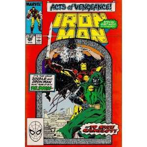 Iron Man Vol.1 #250 (Acts of Vengeance, Special Giant